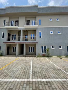4 Bedroom Terrace Duplex Carcass, Katampe Extension, Katampe, Abuja, Terraced Duplex for Sale