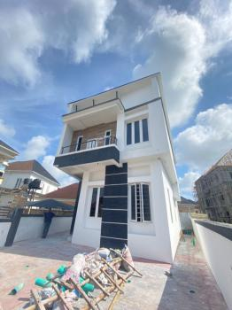 Beautiful 4 Fully Detached Duplex with Bq in a Secured Estate, Ajah, Lagos, Detached Duplex for Sale