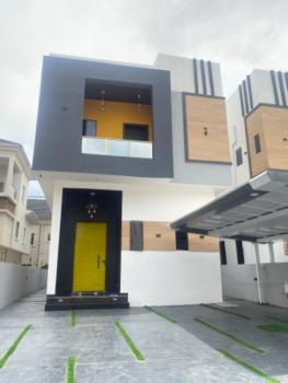 Lovely 5 Bedroom Duplex with Bq in a Gated Secure Estate, Osapa London, Osapa, Lekki, Lagos, Detached Duplex for Sale