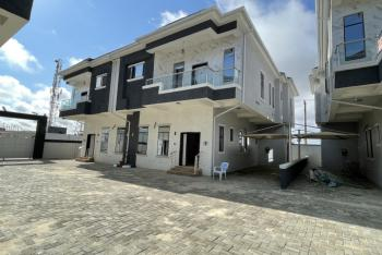 Brand New and Luxury 4 Bedroom Semi-detached Duplex with Bq, Ikota, Lekki, Lagos, Semi-detached Duplex for Sale