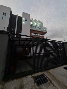 Tastefully Furnished 4 Bedroom Duplex, Logos Church Street, Osapa, Lekki, Lagos, Semi-detached Duplex Short Let