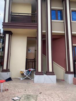 Brand New Executive 4-bedroom Detached-house with a Room Bq, Orimolade Estate, Akora Villa, Off Adeniyi Jones Avenue, Ikeja, Lagos, Detached Duplex for Rent