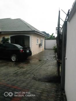 Lovely 4 Bedrooms Bungalow, Gbalajam Estate, Woji, Port Harcourt, Rivers, Detached Bungalow for Sale