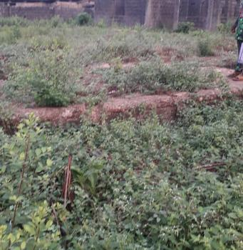 Solidly Built Uncompleted Building on Full Plot, Off Ologufe Bus Stop Ikotun Igando Road, Ikotun, Lagos, Mixed-use Land for Sale