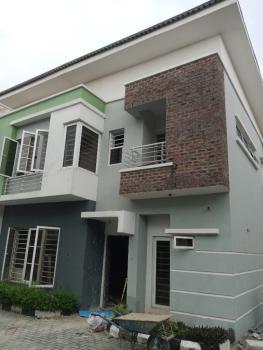 4 Bedroom Duplex with Bq, Before Lbs, Ajah, Lagos, Semi-detached Duplex for Rent