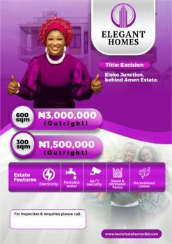 Elegant Homes Mixed Property, Behind Amen Estate, Eleko, Ibeju Lekki, Lagos, Mixed-use Land for Sale