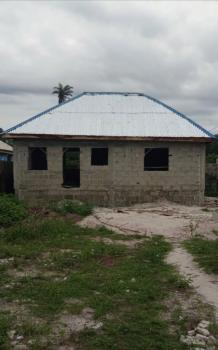 2 Plots of Land with 3 Nos of Mini Flat for Lease, Eleko, Ibeju Lekki, Lagos, Commercial Land for Rent