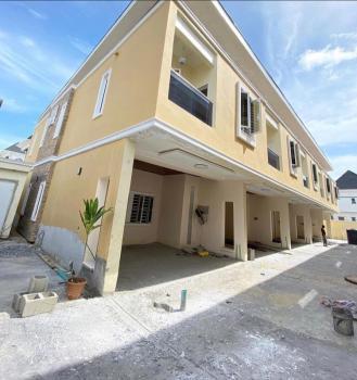 4 Bedroom Terrace Duplexes with Spacious Rooms, Chevron, Lekki Phase 2, Lekki, Lagos, Terraced Duplex for Sale