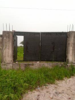 1 Plot of Land Fenced Round with Gate, Behind Aspamda Trade Fair International Market, Abule-ado, Amuwo Odofin, Lagos, Residential Land for Sale