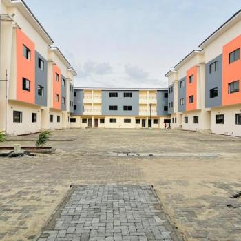 Tastefully Finished 4 Bedroom Apartment, Off Freedom Way 1, Ikate, Lekki, Lagos, Terraced Duplex for Sale