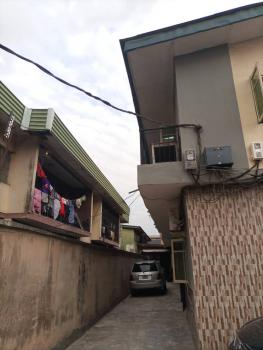 4 Nos of 3 Bedroom Flats with Bq in a Serene Environment, Off Pedro Road, Pedro, Gbagada, Lagos, Block of Flats for Sale