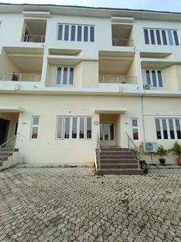 Brand New 4 Bedrooms Terraced Duplex with 24 Hours Electricity, Guzape District, Abuja, Terraced Duplex for Rent