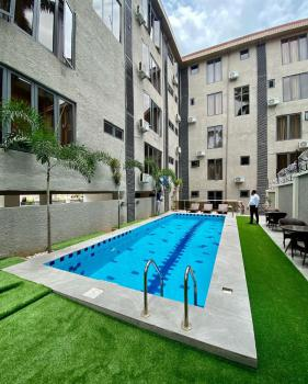 Furnished 2 Bedroom Apartment with Swimming Pool, Wuse 2, Wuse, Abuja, House for Rent