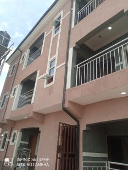 Newly Built and Standard Two Bedroom Apartment with Modern Facilities, in a Well Gated Estate Within Sars Rd, Close to Obiakpor Int. Mkt, Rumuahalu, Port Harcourt, Rivers, Flat / Apartment for Rent
