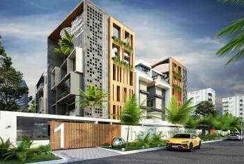 Magnificent Luxury Terrace Duplex Off Plan Deal, Banana Island, Ikoyi, Lagos, Terraced Duplex for Sale