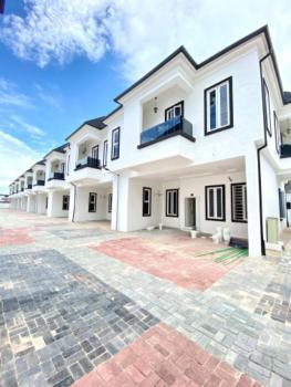 4 Bedroom Terraced Duplex, Orchid Road, Lafiaji, Lekki, Lagos, Terraced Duplex for Sale