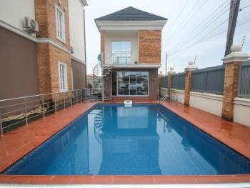 4 Bedroom Terrace with Pool, Oniru, Victoria Island (vi), Lagos, Terraced Duplex Short Let