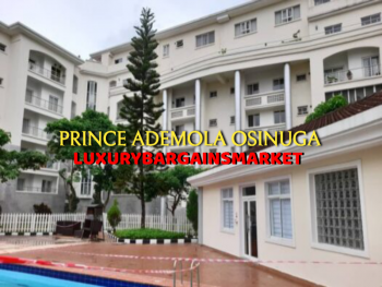 Well Serviced 4 Bedroom Apartment + Lounge + Gym + Pool Etc, Central Ikoyi, Old Ikoyi, Ikoyi, Lagos, Flat / Apartment for Sale