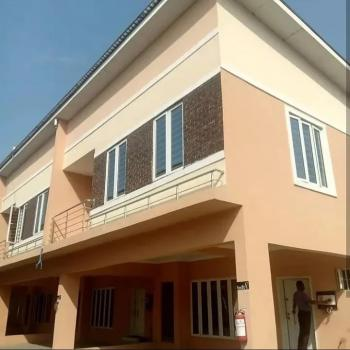 Fully Serviced 3 Bedrooms and Terrace Duplex 24hrs of Electricity, Off Orchid Road,2nd Toll Gate,chevron Area, Ikota, Lekki, Lagos, Terraced Duplex for Rent