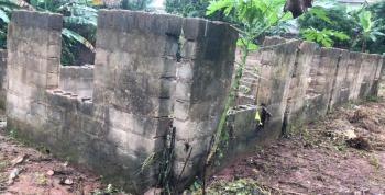 Half Plot of Land in Good Neighborhood, Aiyetoro Close to Ayobo, Ipaja, Lagos, Mixed-use Land for Sale