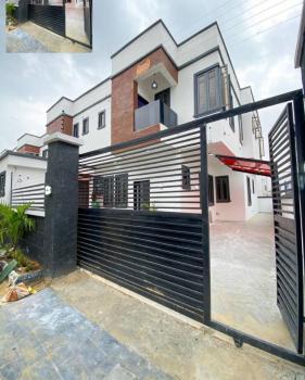 Newly Built 4 Bedrooms Semi Detached Duplex Plus a Bq, Lekki, Lagos, Semi-detached Duplex for Sale