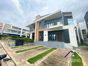 a Modern Environment with Unique Design, Before Turkish Hospital, Mbora (nbora), Abuja, Semi-detached Duplex for Sale