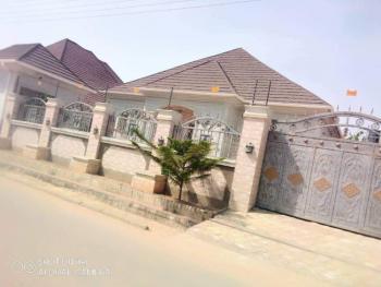 4 Bedroom Detached Bungalow, Pentville Estate, Lokogoma District, Abuja, Detached Bungalow for Sale