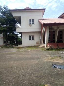 Maitama Main 1670sqm Land, 5 Bedroom Fully Detached Duplex Old House, Maitama District, Abuja, Detached Duplex for Sale