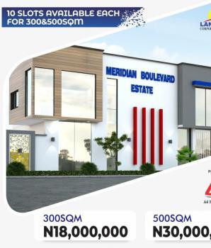 Estate Land, Lekki Scheme 2 Meridian Boulevard Estate, Lekki Phase 2, Lekki, Lagos, Residential Land for Sale