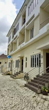 4 Bedroom Terrace House with a Room Bq, By Coza Church, Guzape District, Abuja, Terraced Duplex for Rent