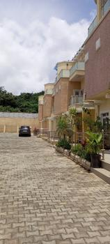 4 Bedroom Terrace House with a Room Bq, Guzape District, Abuja, Terraced Duplex for Rent
