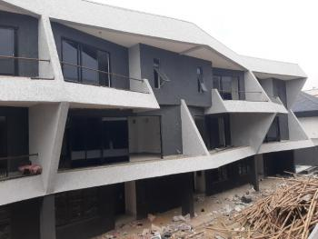 Newly Built & Uniquely Designed 5 Bedroom Luxury Townhouse with S.pool, Lekki Phase 1, Lekki, Lagos, Terraced Duplex for Sale