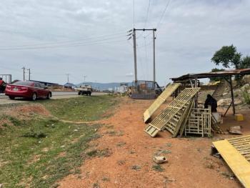 8300 Sqm,commercial Plot. Title: Cofo., Along Nyanya-karshi Expressway, Karshi, Abuja, Commercial Land for Sale