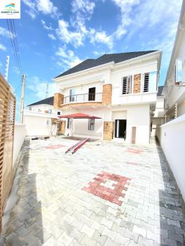 Beautiful 5 Bedroom Detached Duplex, Orchid Estate, Lafiaji, Lekki, Lagos, Detached Duplex for Sale