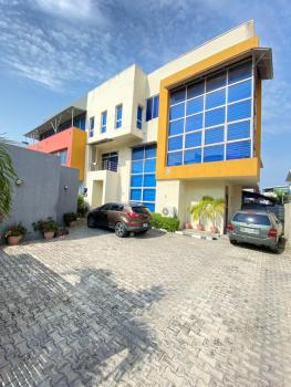 Fully Furnished 5 Bedroom Semi Detached with 3 Rooms Bq, Richmond Gate Estate Behind Meadow Hall, Lekki, Lagos, Semi-detached Duplex for Sale