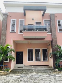 Brand New 4 Bedroom Terrace Duplex, Chevron, Lekki, Lagos, Terraced Duplex for Rent
