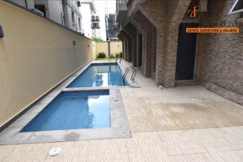 3 Bedroom Flat with One Boys Quarter All in Suites, Regina Court, Lekki Phase 1, Lekki, Lagos, Flat / Apartment for Rent