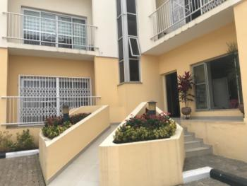 Luxurious 3 Bedroom Flat + Bq with 24hrs Light, Gym, Etc, Asokoro District, Abuja, Flat / Apartment for Rent