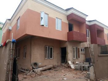 Newly Built 4 Bedroom Fully Detached Duplex with a Room Bq, Gbagada, Lagos, Semi-detached Duplex for Sale
