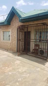 Modern Bungalow Consisting of a 2 Bedroom Flat and Mini Flat on Half, Meiran, Iyana Ekoro, Abule Egba, Agege, Lagos, Detached Bungalow for Sale