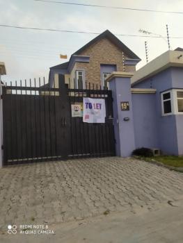 5 Bedroom Fully Detached with Pool and 2 Room Bq, Lekki Phase 1, Lekki, Lagos, Detached Duplex for Rent