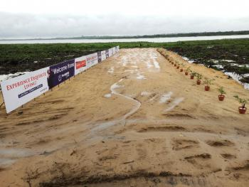 100% Dry Land, C of O, Lagoon Front Estate, Adjacent Alaro City, Epe, Lagos, Mixed-use Land for Sale