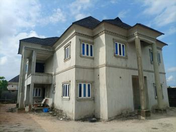 Almost Completed 5 Bedroom Detached Duplex on 1200sqm Land Plot, Ogunfayo, Awoyaya, Ibeju Lekki, Lagos, Detached Duplex for Sale