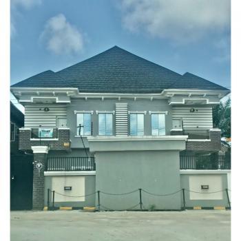 4 Bedroom Semi Detached Duplex, Thera Annex Estate, Sangotedo, Ajah, Lagos, Semi-detached Duplex for Rent