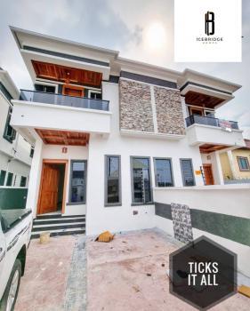 Nicely Built 4 Bedroom Semi Detached Duplex, Ikota, Lekki, Lagos, Semi-detached Duplex for Sale
