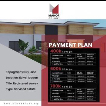 Land for All, Ijaye, Ibadan, Akinyele, Oyo, Residential Land for Sale
