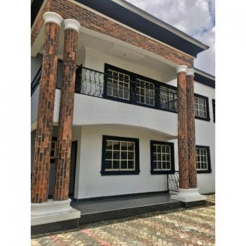4 Bedroom Semi Detached Duplex with Bq, Thera Annex Estate, Sangotedo, Ajah, Lagos, Semi-detached Duplex for Sale