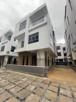 Newly Builty 5 Bedroom Fully Detached Duplex, Ikate Elegushi, Lekki, Lagos, Detached Duplex for Sale