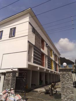 3 Bedroom Terrace House, Adjacent to Trans-amadi Gardens Estate, Peter Odili,, Port Harcourt, Rivers, Terraced Duplex for Sale