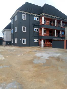 Well Finish 2 Bedroom Flat with Excellent Facilities, Eliozu, Rukpokwu Roundabout, Rukpokwu, Port Harcourt, Rivers, Flat / Apartment for Rent